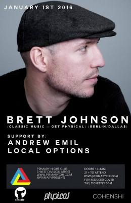 (01.01.16) Brett Johnson