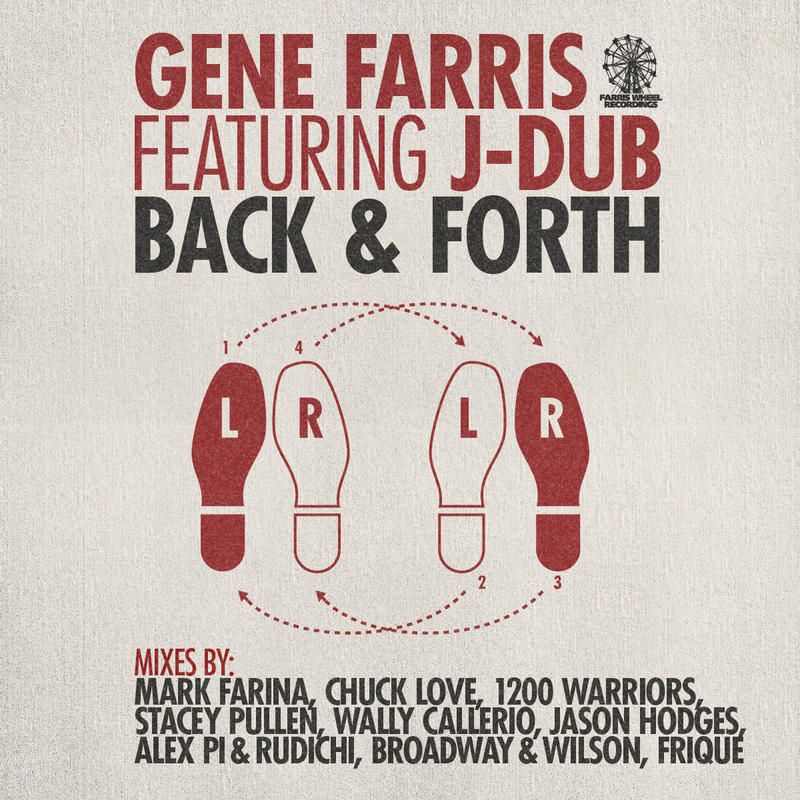 Back & Forth (Broadway & Wilson's Relief Dub)