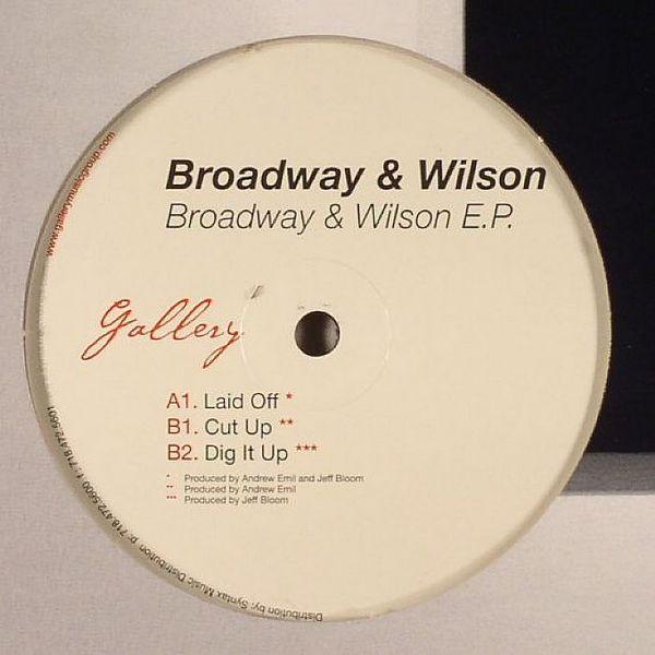 Broadway & Wilson Ep