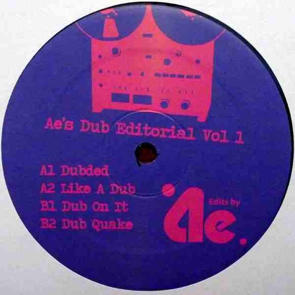 Ae's Dub Editorial Vol. 1