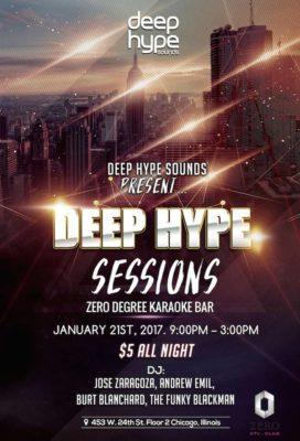 (01.21.17) Deep Hype