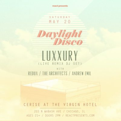 (05.20.17) Daylight Disco