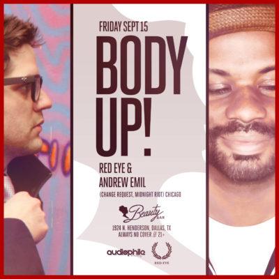(09.15.17) BodyUp feat. Andrew Emil